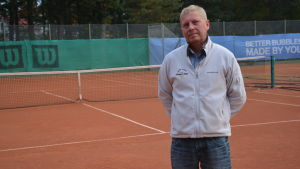 Ordförande för Hangö Tennisklubb