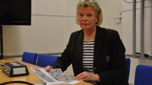 Undervisningsråd Annika Bussman