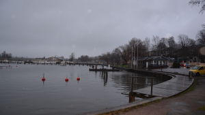 Gästbåtshamnen i Ekenäs