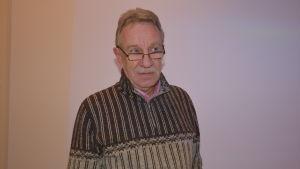 Rabbe Dahlqvist (SFP) från Sjundeå.