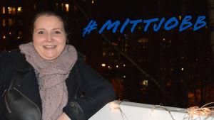 Petra van Marwijk från Holland söker jobb i Finland