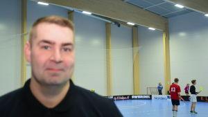 Marko Whilman från FBC Raseborg Knights.