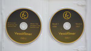 """dvd-fodralet till """"vessöfilmer"""""""