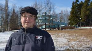Företagaren Timo Mäkipelto driver FantaSea i Jakobstad