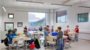 Saunalahden koulu