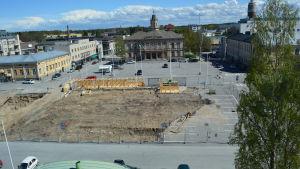 De arkeologiska utgrävningarna fortsätter i sommar