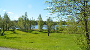 Raasepori Resort ska byggas upp vid Kvarnträsket, några km söder om Karis centrum.