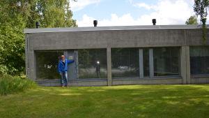 Språkbadsskolan i Jakobstad har fuktproblem