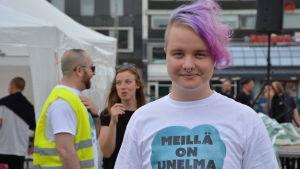 Panda Eriksson initiativtagare till demonstration i Åbo