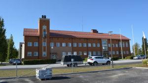 Kommungården i Bennäs