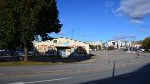 Vasas gamla busstation
