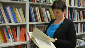 Siv Sandberg, forskare i offentlig förvaltning vid ÅA.