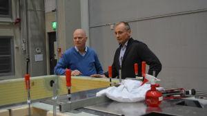Kenneth Nyfelt och Roland Kasslin