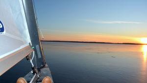 gloskärsfjärden, österbotten isjakt, larsmo