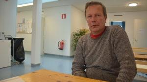 Kimmo Tarke bostadslös Åbobo (januari 2016)