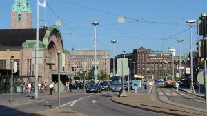 Helsingin keskusta