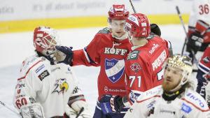 Sport hoppas på HIFK-jubel också i kväll, precis som när lagen möttes förra veckan.
