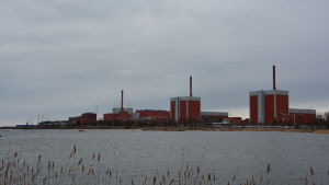 Kärnkraftverket i Olkiluoto.