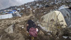 Återuppbildning efter skalv i Nepal