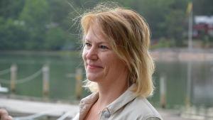 Annastina Sarlin är aktiv i Pro Nagu