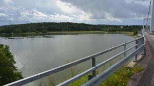 Utsikt från Rävsundsbron