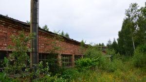 Snickeribyggnaden byggdes på 50-talet.