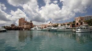 Bahamas båthamn