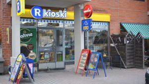 R-kiosken i Söderkulla i Sibbo