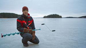 Isforskare Patrick Eriksson