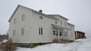 Rejpelt skola, i Rejpelt by i Vörå.