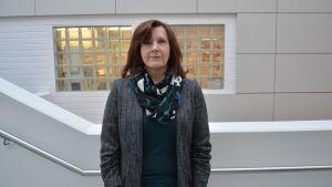 Leila Rönn, Österbottens arbets-och näringsbyrå.