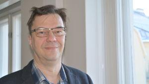 Jaakko Jalonen (SDP) i Borgå.