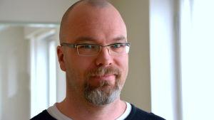 Daniel Hannus från Lovisa.