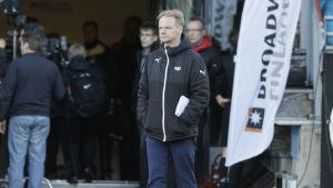 Juha Malinen, chefstränare för RoPS (arkivbild)