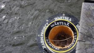 Havssoptunna utanför Helsingfors