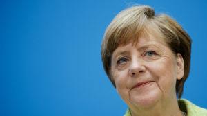 Angela Merkel, Tysklands förbundskansler.