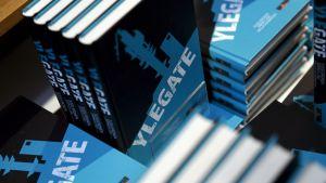 Publicering av boken Ylegate.
