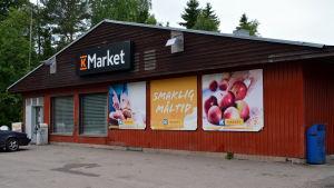 K-market i Hammars i Borgå.