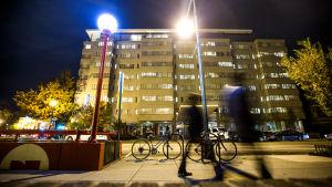 Hotellet Doyle Washington i Washington D.C här Mikhai Lesin avled i november 2015.