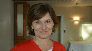 Berit Tromsdal, ledande sjuksköterska på Dedicare Nurse.