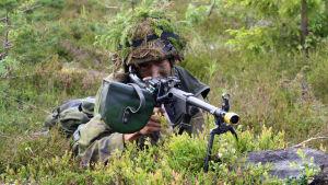 Lätta maskingeväret 7.62 KVKK 62