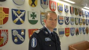 Kommissarie Mika Jylhä