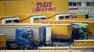 DHL:s huvudkontor i Vanda