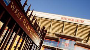 West Ham Uniteds arena.