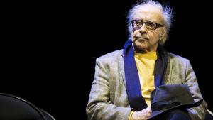 Filmregissören Jean-Luc Godard.