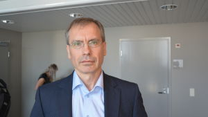 Elisas ekonomidirektör Jari Kinnunen.