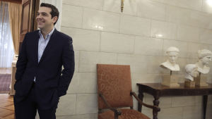 Alexis Tsipras.