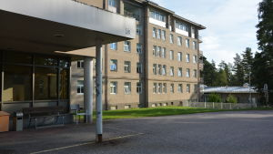 Mjölbolsta sjukhus blir flyktingförläggning