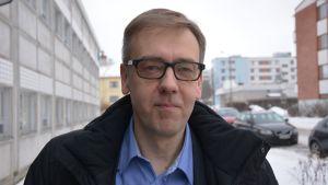 Svante Wahlbeck, VD på HSS Media.