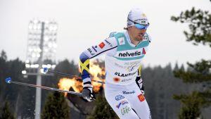 Johan Olsson, VM 2017.